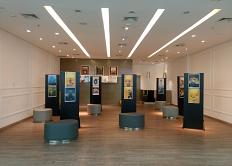 Pex apoia exposição de artes no shopping Bosque dos Ipês