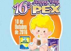 16º Happy Day Pex